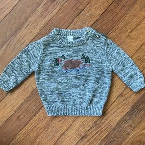 Other - Baby boy bear sweater 6 months